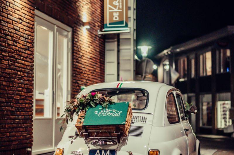 Bruiloft - Kaaihoffelijk trouwen | De Kaaihof