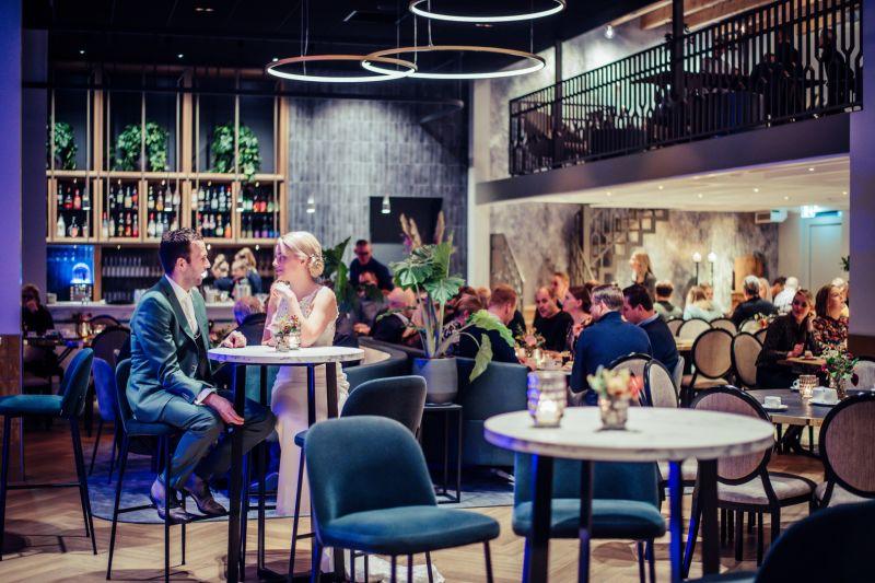De Hofzaal - Eigentijdse stijl | De Kaaihof
